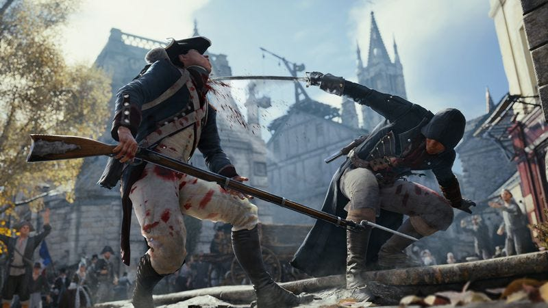 Readers tear into the flawed morality of the Assassin's Creed