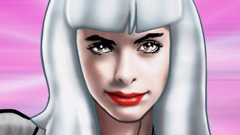 Illustration for article titled Krysten Ritter ​played a comic hero before Jessica Jones...sort of