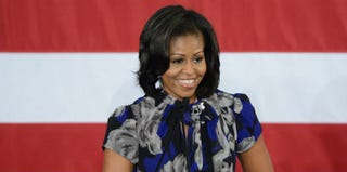 First lady Michelle Obama at a Florida event (Larry Marano/WireImage/Getty Images)