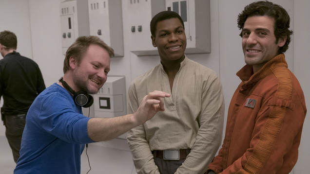 Everything Rian Johnson Has Been Forced to Explain About The Last Jedi (So Far)
