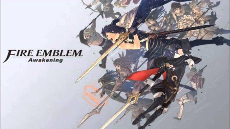 Illustration for article titled Game Review: Fire Emblem Awakening