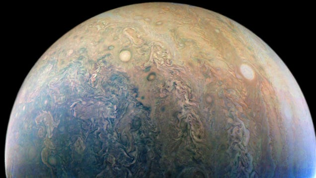 NASA s Juno Mission Just Dropped Its First Huge Pile of Results