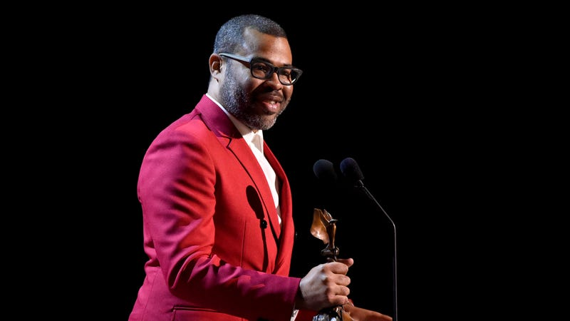 Illustration for article titled Jordan Peele and Get Out triumph at the Film Independent Spirit Awards