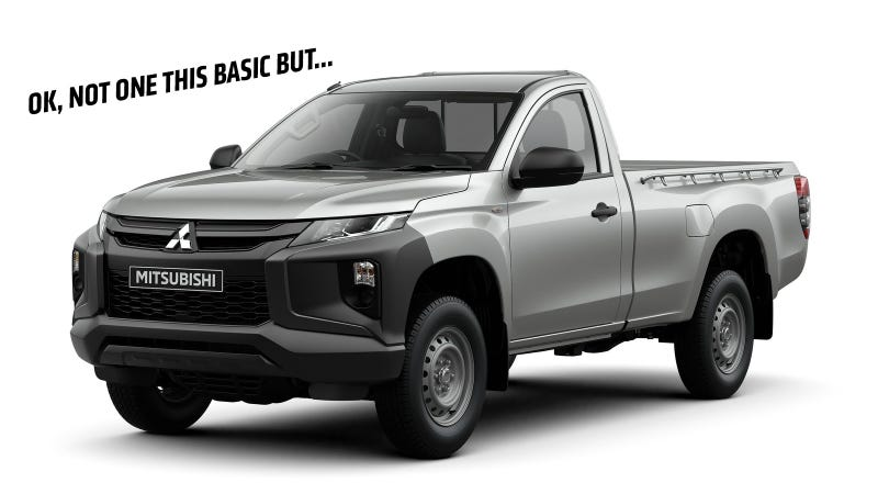 The 2020 Mitsubishi Triton Would Be Great As Ram S Ranger Competitor