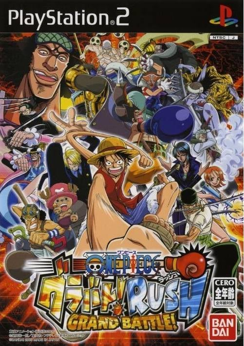 One Piece: Grand Battle full game free pc, download, play