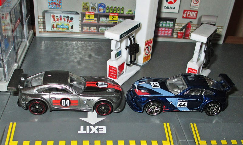I thought it might be fun to put the two most recent HW Z4 Motorsports next to each other. Basically to see if the extra expenditure of the BMW Series was ...