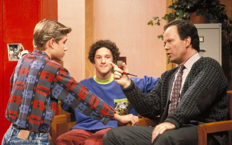Illustration for article titled Saved By The Bell Characters, Ranked (Adults Edition)