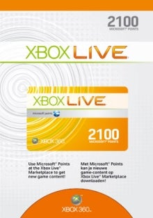 Illustration for article titled Life's Mysteries: Why Xbox Live's Point System Makes No Sense