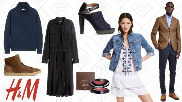 You ll Be Ready for Fall Thanks to an Extra 30% Off Sale at H&M