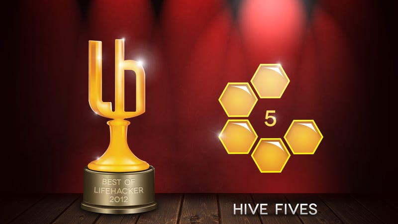 Illustration for article titled Most Popular Hive Fives of 2012