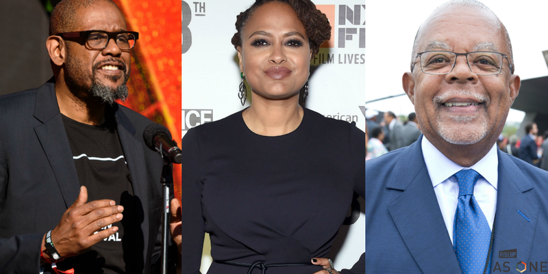 Forest Whitaker; Ava DuVernay; Henry Louis Gates Jr.Getty Images