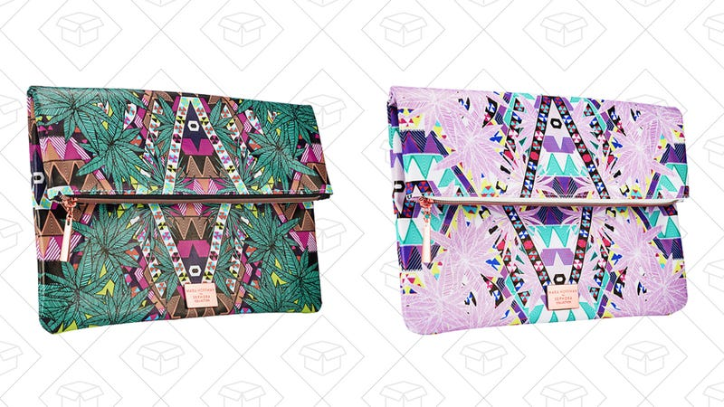 Mara Hoffman for Sephora Collection: Kaleidescape Clutch, $21