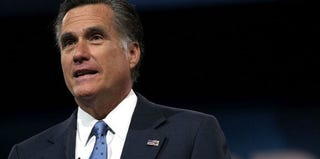 Failed Republican presidential candidate Mitt Romney (Alex Wong/Getty Images)
