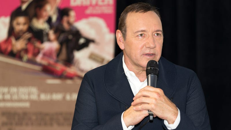 Illustration for article titled Kevin Spacey, Despite Allegations, Will Return This Year inBillionaire Boys Club