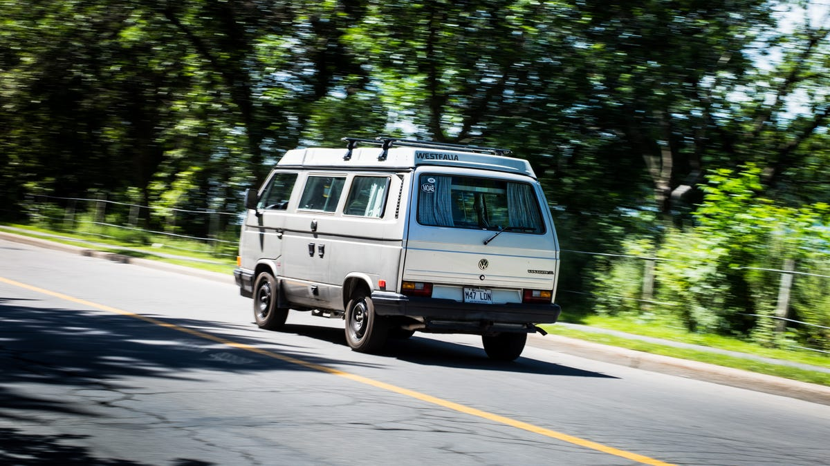 Why The Volkswagen Vanagon Westfalia Lives Up To Hype 1986 Chevy Van G20 Starter