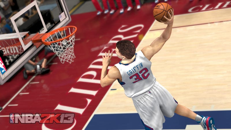 Illustration for article titled NBA 2K13's Demo Will Put Its Money Where Its Multiplayer Is