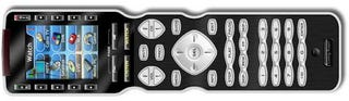 Illustration for article titled Universal Remote Control's MX-980 Has Custom Graphics, 320x240 Screen, Big Price