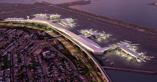 Illustration for article titled LaGuardia, 'America's Worst Airport', Is Finally Getting A Makeover