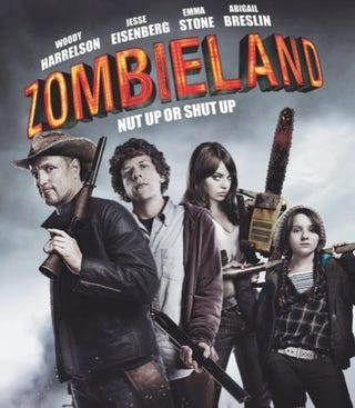 Illustration for article titled 5 Zombieland Deleted Scenes Teach Us New Post-Apocalyptic Rules To Live By