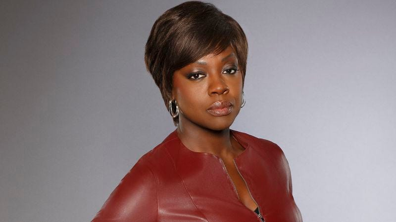 Viola Davis will teach you How To Get Away With Murder, will not accept late murders (ABC)