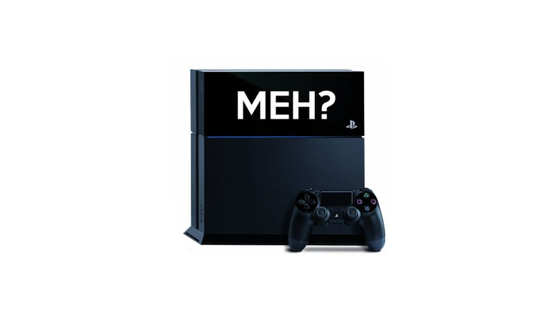 Illustration for article titled Do I Really Want a PS4?