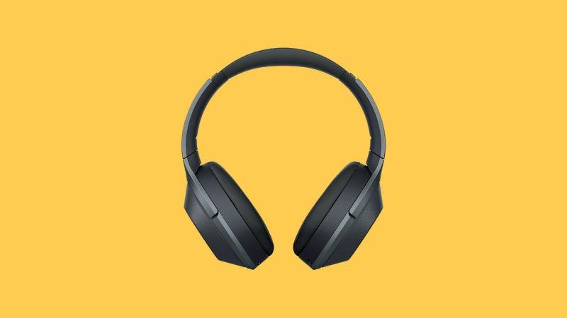 Illustration for article titled Los mejores auriculares inalámbricos con cancelación de ruido de Sony ganan funciones y bajan de precio