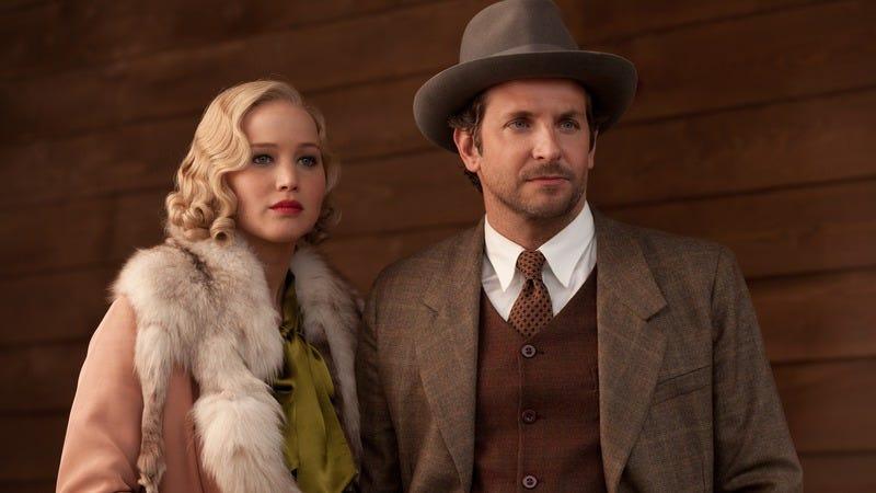 Illustration for article titled Jennifer Lawrence and Bradley Cooper reunite for the misjudged Serena