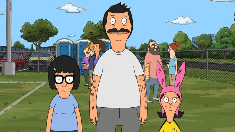 Illustration for article titled A sporty Bob's Burgersreveals the Belchers' passions and gives a nod to Home Movies