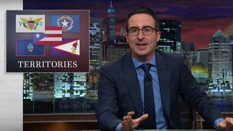 John Oliver, Last Week Tonight (HBO)