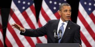 President Barack Obama (John Gurzinski/Getty Images News)