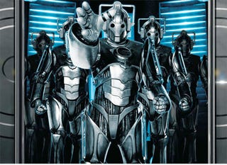 Illustration for article titled Cyberman base will be Apple's core