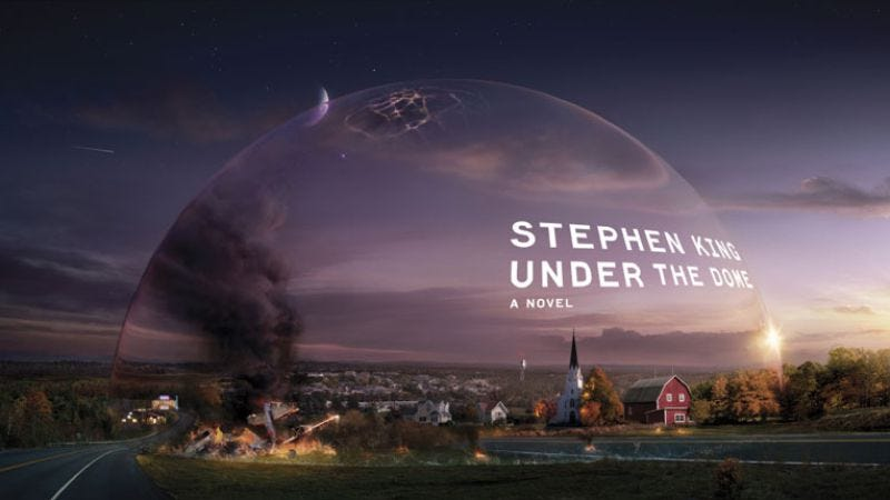 Illustration for article titled Showtime developing Stephen King's Under The Dome as a drama series