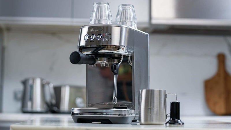 Breville Bambino Plus Espresso Machine | $403 | Amazon