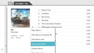 Illustration for article titled Google Music Now Lets You Download All Your Saved Music