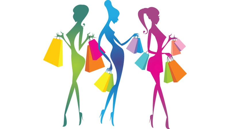 Illustration for article titled Shopping Makes You Happy. It's Science.