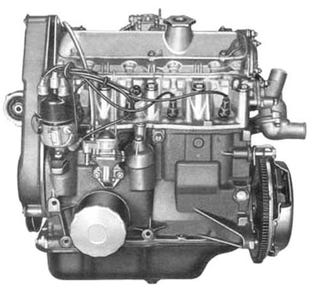Illustration for article titled Engine Of The Day: Fiat SOHC