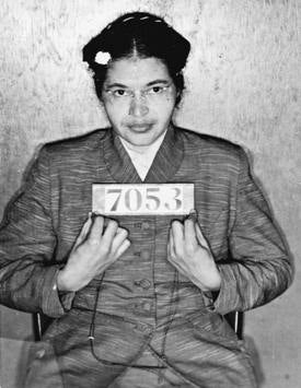 Illustration for article titled Debunking Rosa Parks Myths.  Again.  Because People Are Stupid.