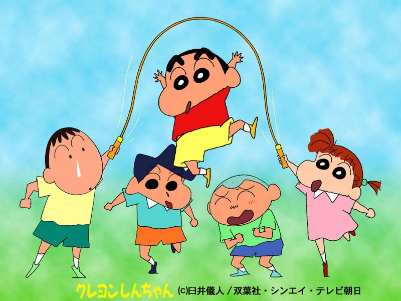 Illustration for article titled The new Shin-Chan Spinoff will premier on November 9