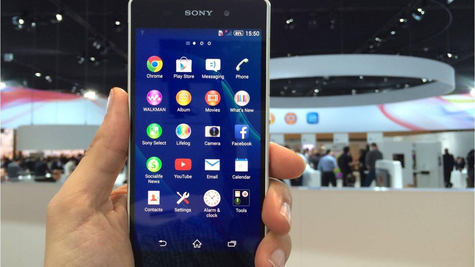 Probamos el nuevo Sony Xperia Z2: en busca de la perfección