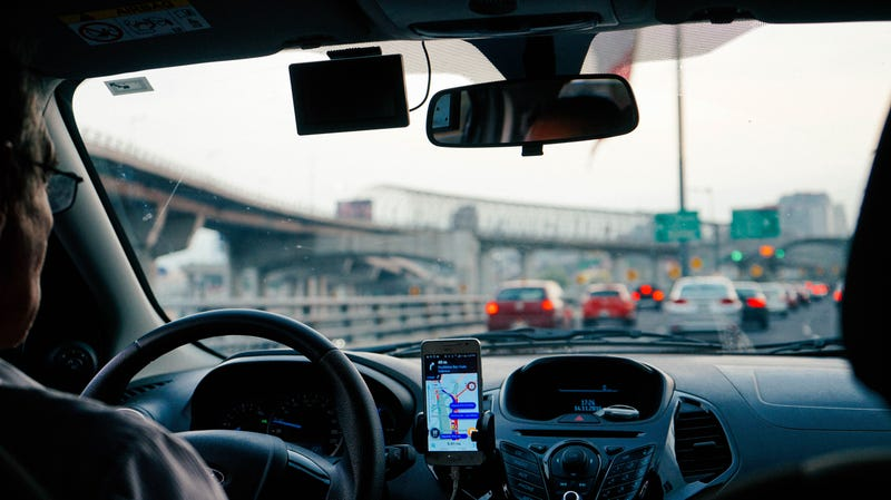 How to Check for Hidden Cameras in an Uber or Lyft