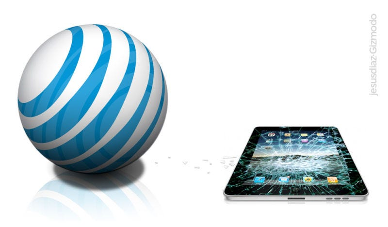 Illustration for article titled AT&T Brings Back Unlimited Data