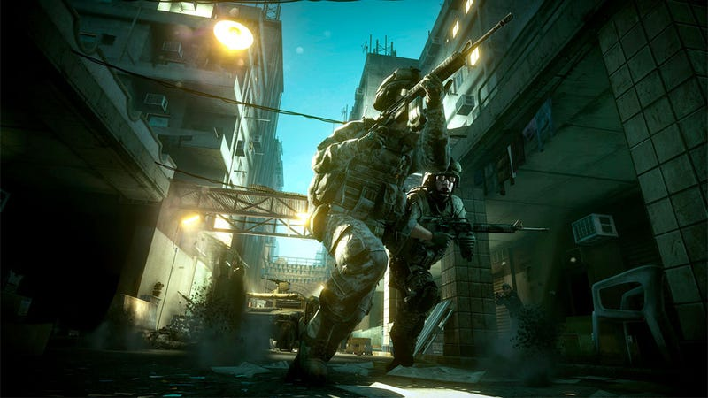 Illustration for article titled A Tale of Two Games of Battlefield 3
