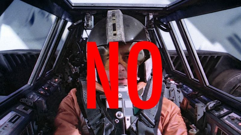 Illustration for article titled The new Star Wars movies won't have Wedge in them