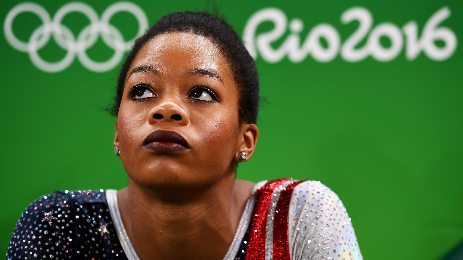 It\u0027s Finally Time For Gabby Douglas To Tell Her Story
