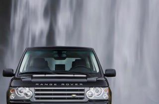 Illustration for article titled Electric Range Rover With Volt-Like Range Extender On The Way, Blind Children Weep