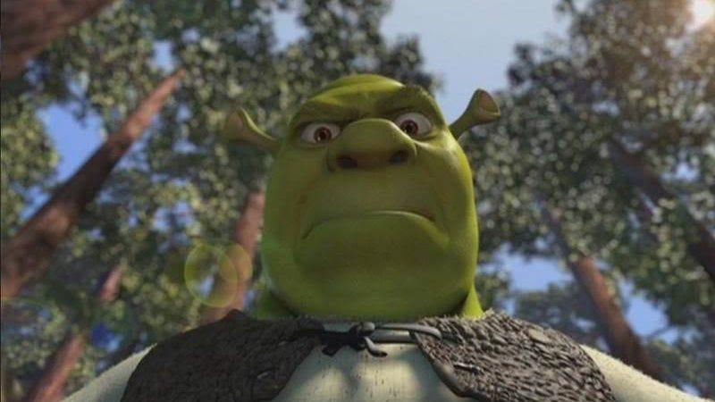 Illustration for article titled Terrifying children's horror film franchise Shrek to return