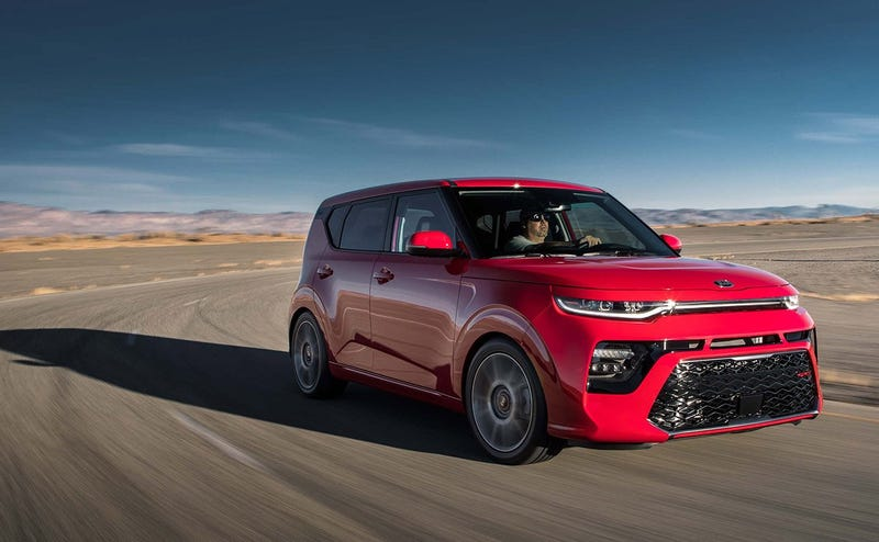 Illustration for article titled The 2020 Kia Soul starts at $17,490