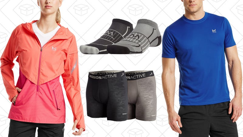 20% off Select Mission Workout Clothing