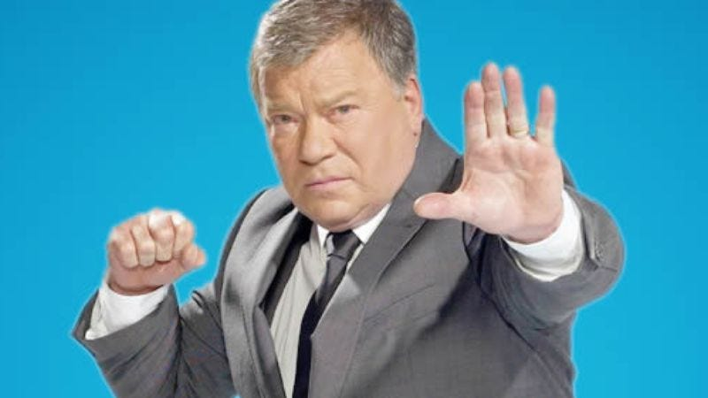 Illustration for article titled William Shatner and Roberto Orci both deny Star Trek 3 cameo rumors