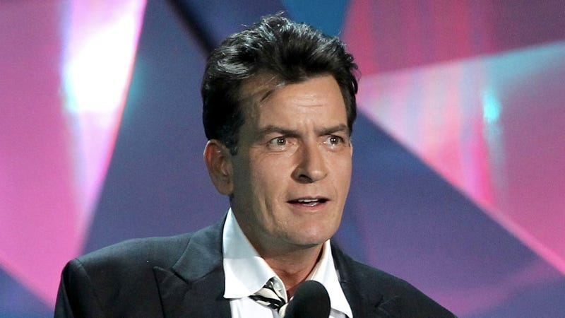 Illustration for article titled The Media Is Enabling Charlie Sheen Because Only Maniacs Can Sell Fiats